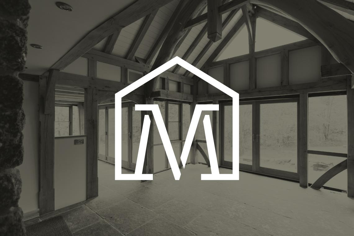 Matt Robinson Architecture identity design
