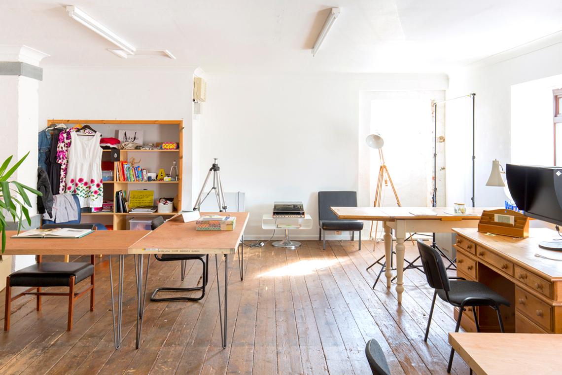 Old Bakery Studios image of studio